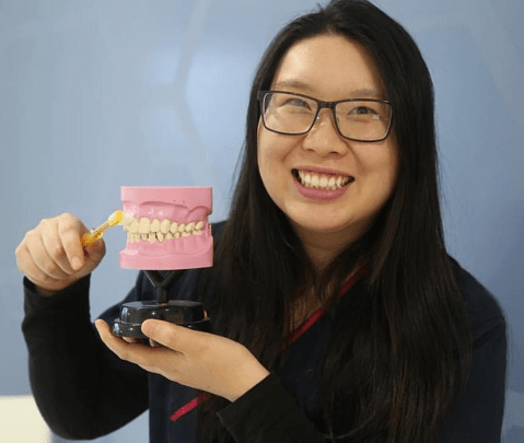 Dr Ting Ting Chen